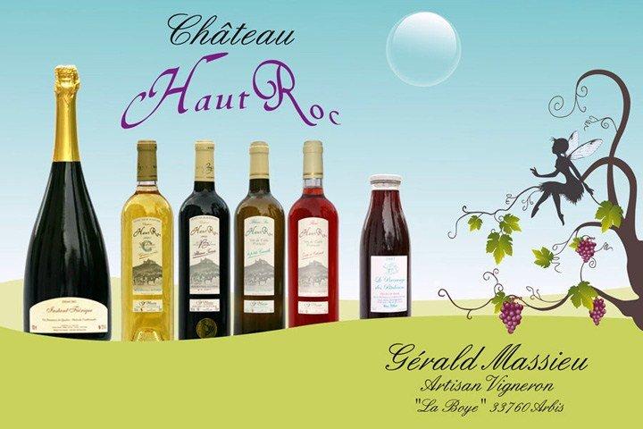 Vins de Bordeaux en Agriculture Biologique